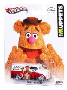 Hot Wheels   Muppets   Fozzie