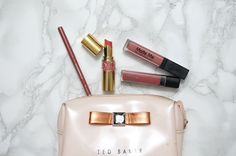 My Favourite Rosey Lip Combo | The Perfect Pink - AILSAHYMERS.CO.UK