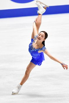 Marin Honda Figure Skater Pictures and Photos - Getty Images Honda, Artistic Gymnastics, Female Athletes, Sport Girl, Figure Skating, Marines, Routine, Sporty, Japan