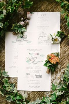 This Bride & Groom Tied The Knot Under A Canopy Of Mango Trees  #refinery29  http://www.refinery29.com/lover-ly/96#slide-1  Invitations & Stationery: Ciara Romero x WINK. Bouquets & Ceremony Materials: <a...