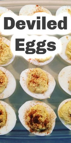 Want to make some southern deviled eggs that are easy, fast, healthy and yummy? Use this recipe for your next picnic or potluck. Whether you are trying to find keto deviled eggs, low carb deviled eggs, or traditional deviled eggs, you can adapt this recipe to suit your own culinary tastes and diet. This recipe is quick and honestly, have you ever been to a party where the eggs didn't fly off the table? I have not!
