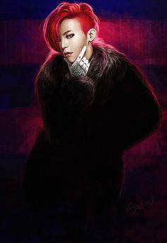 #bigbang #madeseries #gdragon #top #seungri #taeyang #daesung #fanart
