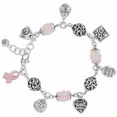 Image Result For Brighton Power Of Pink Breast Pink Ribbon Bracelet