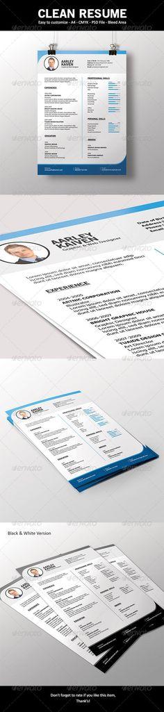 Professional Resume Template @creativework247 Resume Templates
