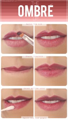 TBD ombre lip