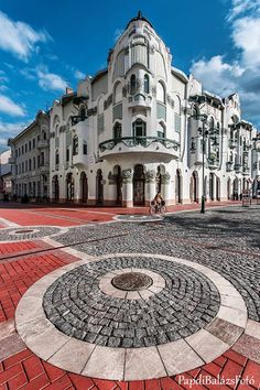 Art Nouveau in Szeged: Reök Palace. Book a tour with Budapest 101 to the city of sunshine!
