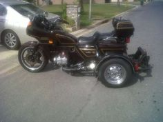 Check out this 1981 Honda GOLD WING 1100 listing in Haringen, TX 78552 on Cycletrader.com. It is a Trike Motorcycle and is for sale at $2500.