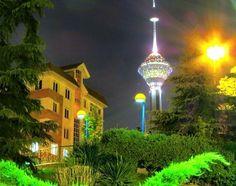 Gisha areas in Tehran