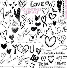 ♡ doodles °love° ♡