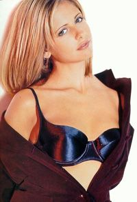Sarah Michelle Gellar to stay with the Buffy theme.