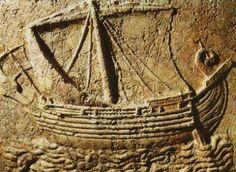 El tema central de la Odisea: el mar. Un tema fenicio, pueblo marinero por excelencia, para el mito griego.