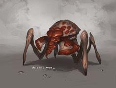 Monster No. 065 by Onehundred-Monsters on DeviantArt