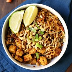 This Delightful One Pot Vegan Pad Thai Recipe is authentic and scrumptious pad thai sauce! You can make it just one pot limiting your clean up to minutes.