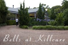 Bells at Killcare driveway