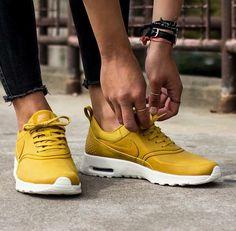 Nike Air Max Thea Premium Yellow