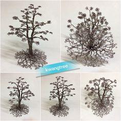 새해 복 많이 받으세요~ #철사공예 #와이어아트 #와이어공예 #WireArt #WireCrafts #ワイヤーアート #針金細工 #はりがねさいく #Wiretree #WireWood #树