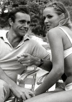 La montre Rolex Submariner de Sean Connery dans James Bond 007 contre Dr.No
