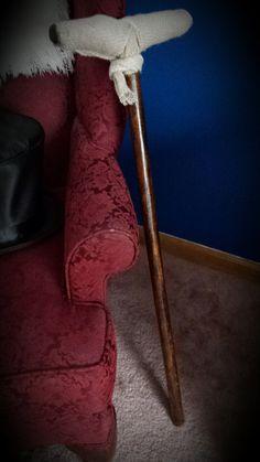 Tiny Tim's crutch by themomentsofmyheart on Etsy