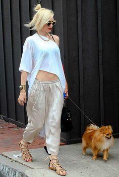 Street style photos of Gwen Stefani | Fashion, Trends, Beauty Tips & Celebrity Style Magazine | ELLE UK