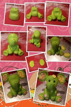 Elephant model - CakesDecor