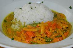 Süßkartoffel - Curry 3
