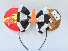 Cars Themed Mouse Ears by TheAvengears on Etsy