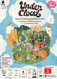 Undercloud - Festival de teatru independent de orice!