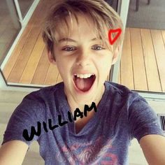Most awesome williamfranklynmiller images. Young Cute Boys, Cute Teenage Boys, Teen Boys, Cute Kids, Teen Boy Party, Cute Boys Haircuts, Cute Blonde Boys, William Franklyn Miller, Smiling People