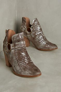 Anthropologie Seychelles Impossible Booties