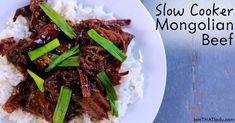 Mongolian Beef FB