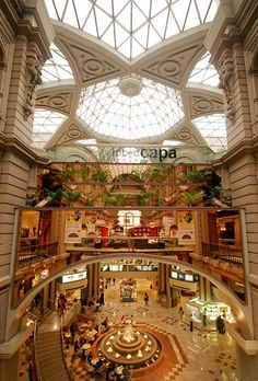 #Argentina Galerias Pacifico Shopping mall