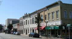 Statesboro, GA - Small Town America, Small Towns, Worlds Largest, Old Photos, Blues, Sweet Home, Skyline, Street View, Explore