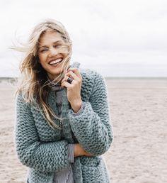 LIBELLE - Lekker breien: zo maak je zelf een wollen vest