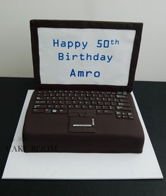 10 Awesome Computer Cake Decorating Ideas 8 | Cake Design And Decorating Ideas
