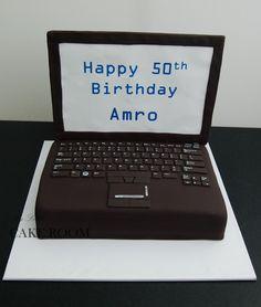 Die 15 Besten Bilder Von Laptop Torte In 2019 Computer Cake