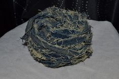 The Upcycling Nanny: Upcycled Continuous Jean Yarn