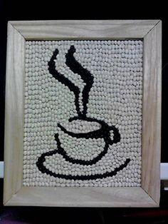 dadaG / Ručne vyrobený obraz COFFee