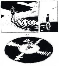 Vinyl island. Juan Acevedo (Peru)