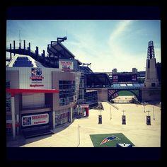 Home of the Patriots, Gillette Stadium, Foxborough