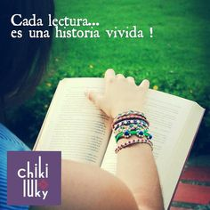 Feliz día internacional del Libro !! // Every reading is a lived story Happy World Book day #internationalbookday #worldbookday #ReadingWithStyle #Readers #ChikilukyLove #ArmParty #ootd #LookChikiluky #Reading #Leer #Libros #livros #Style #Fashion