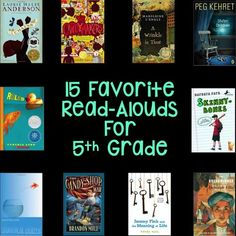15 Favorite Read Alo