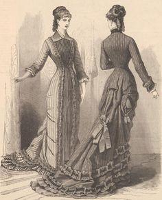 Revue de la Mode 1877 (VII/2)