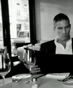 Jim Caviezel as John Reese on Person of Interest, oh yes. =D