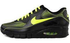 quality design 1b979 af8e3 NIKE AIR MAX 90 CURRENT VT BLACK VOLT Air Max 90, Nike Air Max