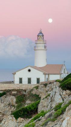 Capdepera #lighthouse - Mallorca, #Spain - by BEnnyE    http://dennisharper.lnf.com/