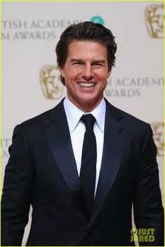 Tom Cruise Made a Special Appearance at BAFTAs 2015!