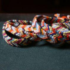 five friendship bracelets for $20 - not bad!