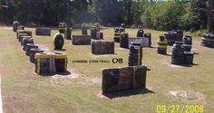 Paintball Field 5