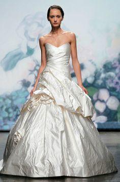 Favorite Ballgown Wedding Dresses of 2012 | OneWed