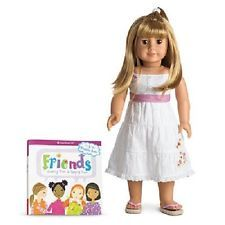 """American Girl 18/"""" Doll Retired Elizabeth Meet Accessories Fan ONLY EUC"""